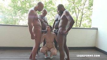 czarny kutas gangbang porno duże zbliżenia cipki