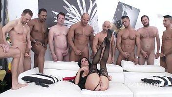 Grube porno anal